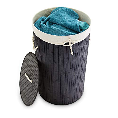 Relaxdays faltbarer Wäschekorb