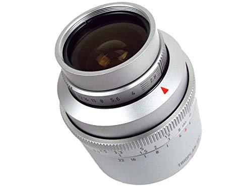 【復刻版】Meyer optik Gorlitz Trioplan35+ 35mm/f2.8 FUJIFILM Xマウント チタンシルバー【新古】