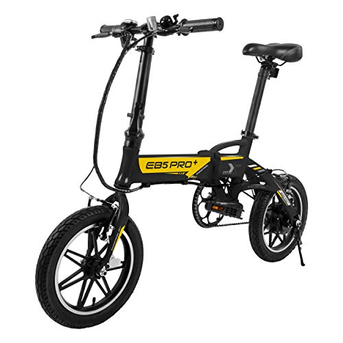Swagtron SWAGCYCLE EB5 Plus Folding...