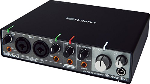 ローランド USBオーディオ・インターフェース Rubix24