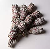 Batonnets de Sauge blanche - lot de 12 - batons/empaqueter/ballot/Encens WHITE...