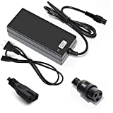 24V 1.5A 36W Battery Charger Standard 3-Prong Inline for Razor E100 E200 E300 E125 E150 E500 E175 PR200, E225S E325S MX350, Pocket Mod, Sports Mod, and Dirt Quad