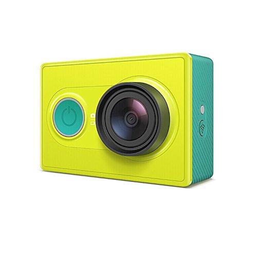小米科技 Xiaomi Xiaoyi ミニ アクションスポーツカメラ 軽量 16MP H.264 155°超広角 FHD1080P WIFI 4フォトモード Android 4.1 IOS 7.0 スマートフォン用【並行輸入品】