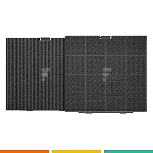 Best DKF99561 - Filtro al carbone per cappe aspiranti - Aeg 9029793693 Filtro a Carbone per Cappa Cucina