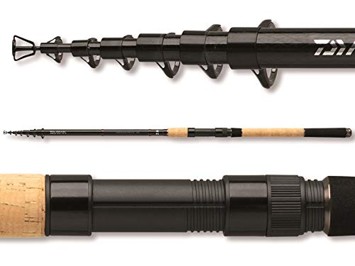 Daiwa Megaforce Tele - Canna da pesca telescopica all-round, Lnge: 3.60m