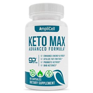 Keto Pills - Advanced Keto BHB Supplements w/Carb Blocker for Men & Women - Keto Diet Pills to Utilize Fat for Energy with Ketosis - Support Metabolism, Boost Energy & Manage Cravings – 60 caps 3 - My Weight Loss Today