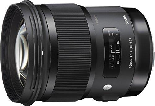 SIGMA 単焦点標準レンズ Art 50mm F1.4 DG HSM フルサイズ対応 311544