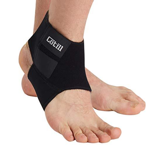 Cotill Supporto caviglia per uomini e donne Tutore contro distorsioni in neoprene traspirante e...
