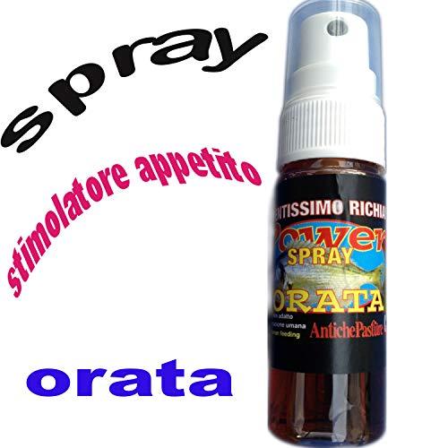 Generico richiamo Pesca orata Spray per Esche stimolatore di Appetito Bibi Americano Mare attrattivo