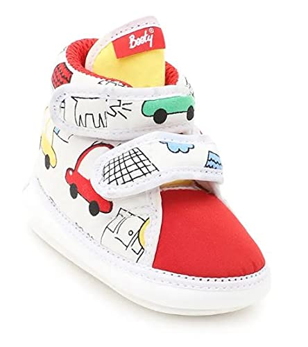 Lillypupp Baby Shoes with Chu Chu Sound for Boy Girl. First Walking Shoes Sandals for Kids. (Style...