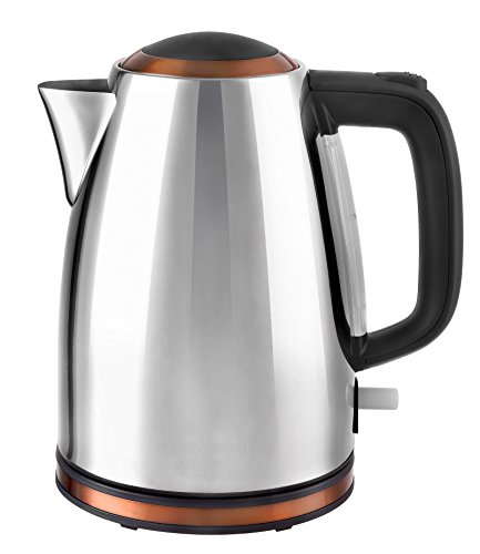 Kalorik TKG JK 1050 CO Wasserkocher, Kupfer/Chrom