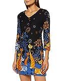 Joe Browns Damen Funky Cat Print Tunic Tunika-Shirt, Multi, 36