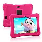 Tablette enfants Pritom 7 pouces, Quad Core Android, 16 Go de ROM, WiFi,...
