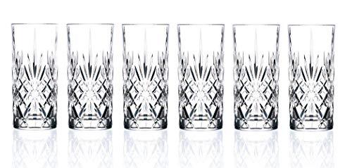 RCR Melodia Bicchieri Bibita, Confezione da 6