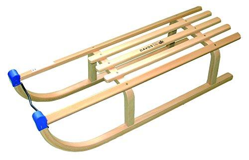 Davoser Schlitten 90cm - Holz