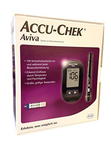 ACCU CHEK Aviva II Set mg/dl 1 Stück