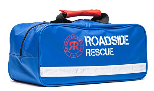 Roadside Emergency Assistance Kit - Packed 110 Premium Pieces &...