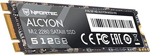 Nfortec Alcyon M.2 SSD...
