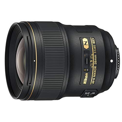 Nikon 単焦点レンズ AF-S NIKKOR 28㎜ f/1.4E ED フルサイズ対応