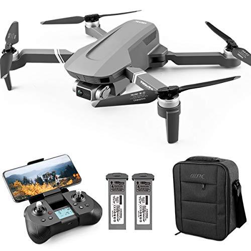 4DRC F4 4K GPS Drone con Telecamera UHD per Esperti, Quadricottero Pieghevole con Motore Brushless,Stabilizzatore 2 Assi, Ritorno Automatico, modalit Seguimi, Autonomia 30 Minuti
