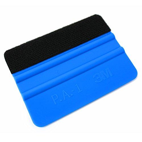 3M スキージ P.A.-1 フェルト貼り付け済み品 (ブルー 1個)