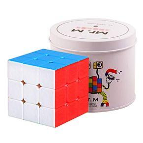 HXGL-Cubos Mágicos Rompecabezas del Cubo De 3x3x3 Cubo Cubo Velocidad Torsión De La Persona Agitada Dedo Juguete…
