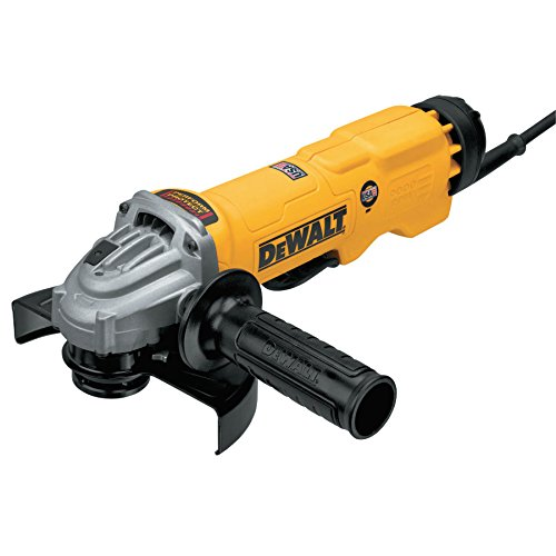 DEWALT Angle Grinder Tool, 6-Inch, Paddle Switch with No Lock-On, 13-Amp (DWE43144N)