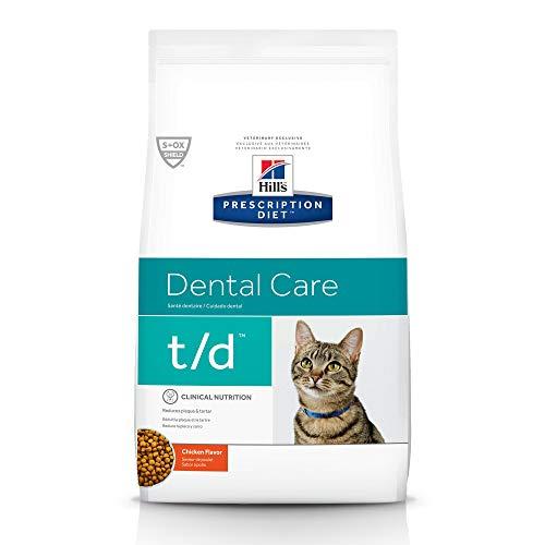 Hill's Prescription Diet t/d Dental Care Chicken Flavor Dry Cat Food