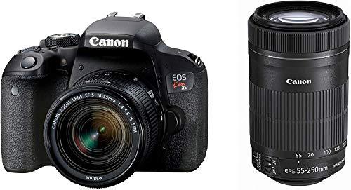 Canon デジタル一眼レフカメラ EOS Kiss X9i ダブルズームキット EOSKISSX9I-WKIT-A