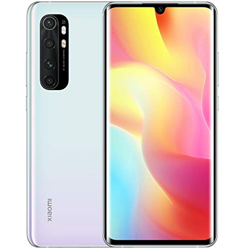 Xiaomi Note 10 Lite 6+128GB Glacier White