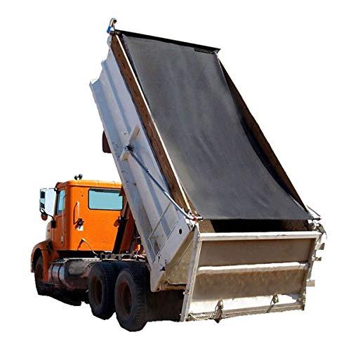 Dump Truck Mesh Tarp 8'X24' - Black Tentproinc Heavy Duty Cover...