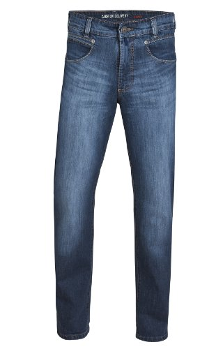 Joker Jeans Freddy 2442 Blue Jeans Stretch, 36W / 32L, 0321 Dark Used...