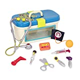 B. Toys - B. Dr. Doctor Toy – Deluxe Medical Kit for Toddlers - Pretend Play Set for Kids (10Piece)