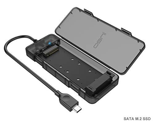 M.2 NGFF Adapter da SSD M2 a USB 3.1 Type C Gen2,...