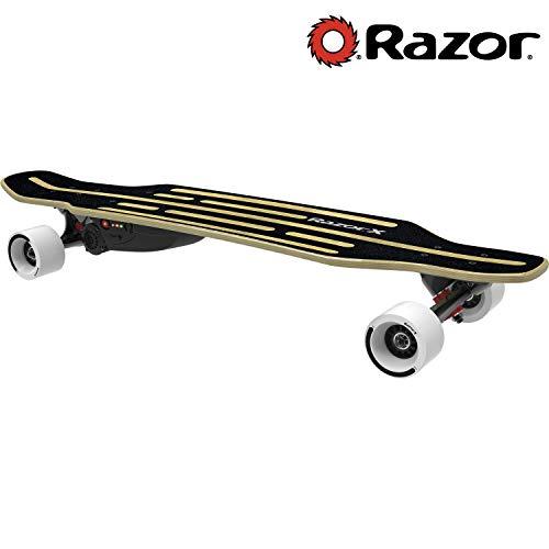 4. RazorX Longboard Electric Skateboard