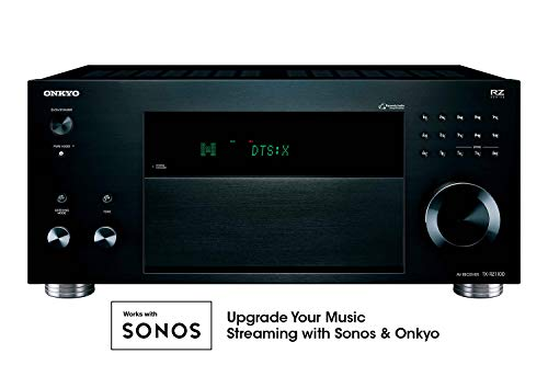 Onkyo TX-RZ1100 THX-Certified 9.2 Channel Network A/V Receiver