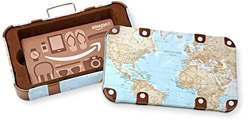 Carte cadeau Amazon.fr - Dans un Coffret voyage