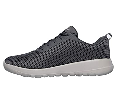 Get the maximum comfort and cushioning for athletic walking with the Skechers GOwalk Max. Mesh fabric upper with cushioned, supportive sole design. Designed with Skechers Performance technology and materials specifically for athletic walking. Goga Ma...