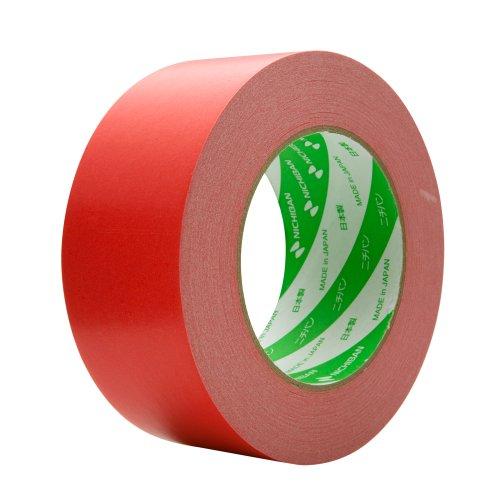 ニチバン 着色クラフトテープ 50mm×50m巻 305C1-50 赤