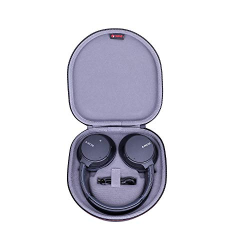 XANAD Hard Case for Sony WH-CH700N or Sony XB950B1 Headphones - Travel Carrying Storage Protective Bag