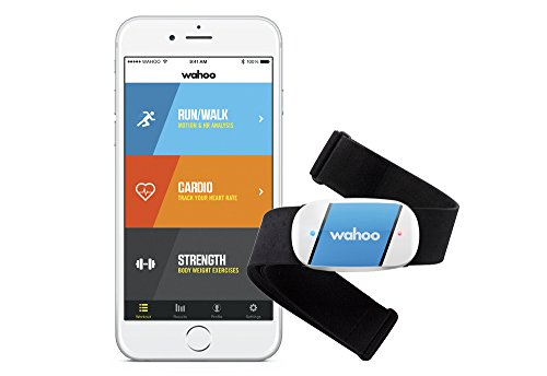 Wahoo Fitness Tickr Heart Rate Monitor For Iphone & Android