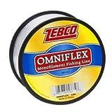 Zebco 20lb Test Omniflex Monofilament Fishing Line 250 Yards