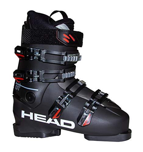 HEAD Herren FX GT Skischuhe, schwarz/rot, 26.0 | EU 41,5