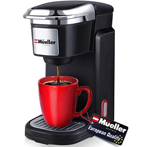 Mueller Ultimate Single Serve Coffee Maker, Personal Coffee...