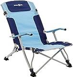 Brunner Chaise de Plage Bula XL (Bleu/Azur)