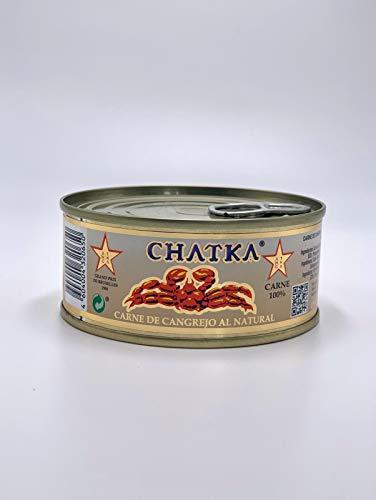 Chatka Cangrejo Real ruso 100% carne 110gr