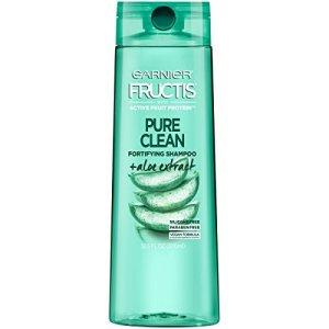 Garnier Hair Care Fructis Pure Clean Shampoo, 12.5 Fluid Ounce 2