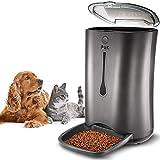 PUPPY KITTY 6.5L Distributeur de Croquettes pour Chats et Chiens Distributeur...