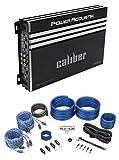 Power Acoustik RE4-2000D 2000 Watt 4-Channel Car Stereo Amplifier Amp+Wire Kit