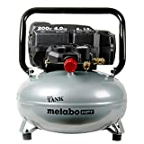 Metabo HPT 'THE TANK' Pancake Compressor, 200 PSI, 6 Gallon (EC914S)